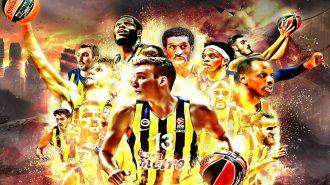 Euroleague Şampiyonu Fenerbahçe'nin Muhteşem Zafer Görüntüleri