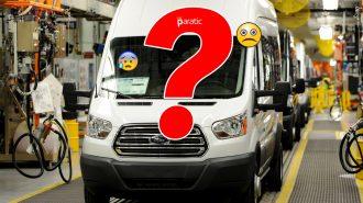 Ford Binlerce Transit Modelini Servislere Geri Çağırıyor!