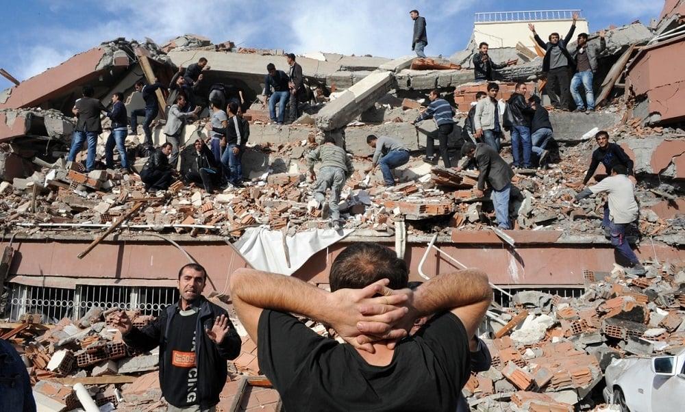 1999 Gölcük ve Düzce Depremleri