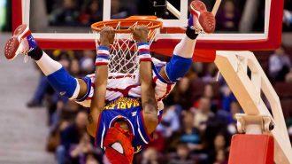 Basketbolun Sihirbazları Harlem Büyücülerinden Etkileyici Performanslar