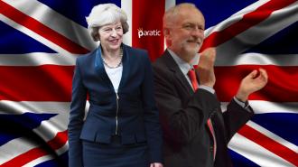 İngiltere 8 Haziran'da Genel Seçime Gidiyor!