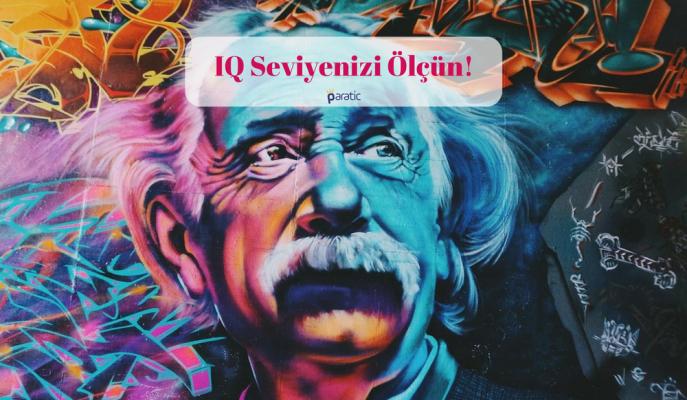 IQ Testi: Bakalım Zekanız Hangi Seviyede?