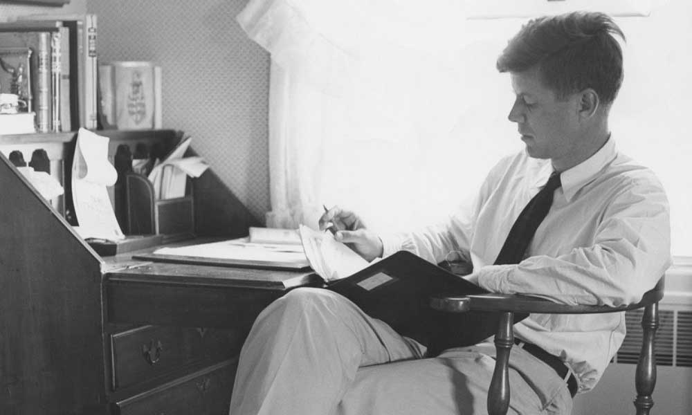 John F. Kennedy ve Okuma Hızı!