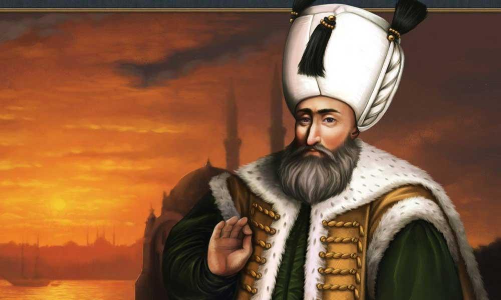 Sultan Süleyman'ın Vasiyeti!