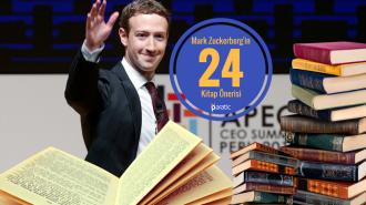 Mark Zuckerberg Tarafından Önerilen 24 Kitap