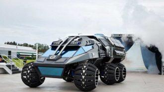 Mars Rover: Nasa