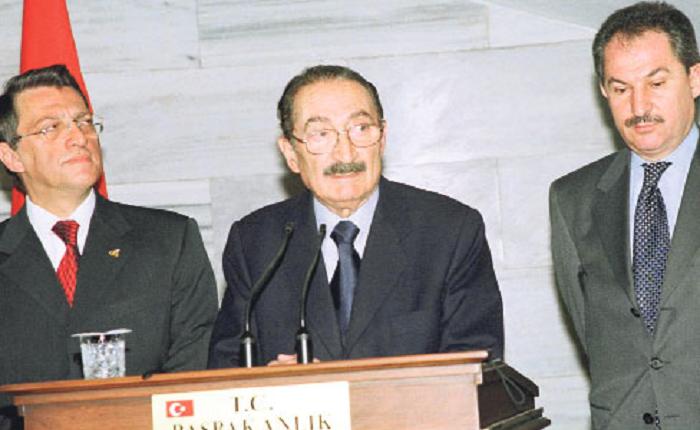 2001 Milli Güvenlik Kurulu Toplantısında Yaşanan Siyasi Kriz