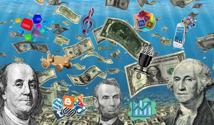 Hiç Bilinmeyen 35 Hızlı Para Kazanma Yolu [İnternetten ve Gerçek Hayattan Yöntemler]