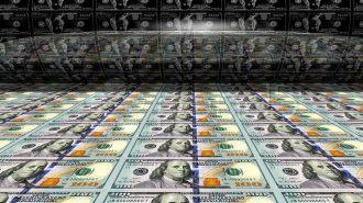 Darphanelerde Kağıt Paranın Nasıl Basıldığını Anlatan Görüntüler