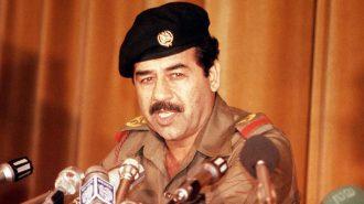 Saddam Hüseyin Kimdir? Hayatı, Sözleri, İdamı ve Hakkında Bilinmeyenler