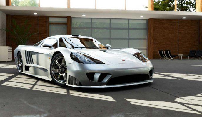 Milenyumun En Hızlı Spor Arabası: Saleen S7