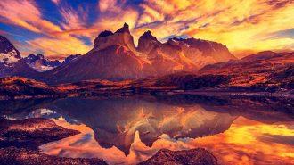 Doğal Güzellikleriyle Aklınızı Başınızdan Alacak Şili'den Muhteşem Görüntüler