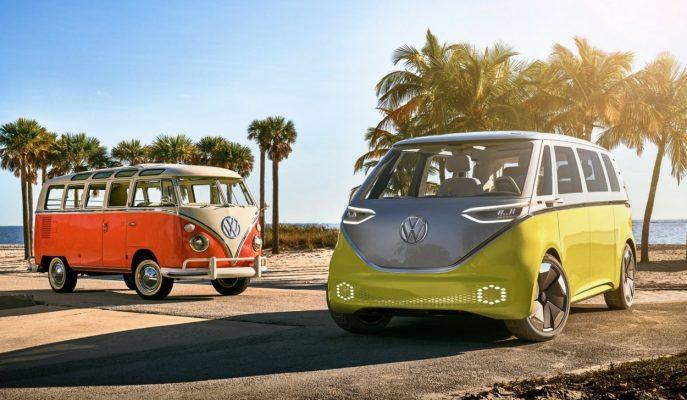 Volkswagen Camper Tadında Yeni Microbus Projesini Onayladı!