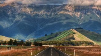 Yeni Zelanda'nın Muhteşem Doğasına Hayran Kalmanıza Neden Olacak Görüntüler