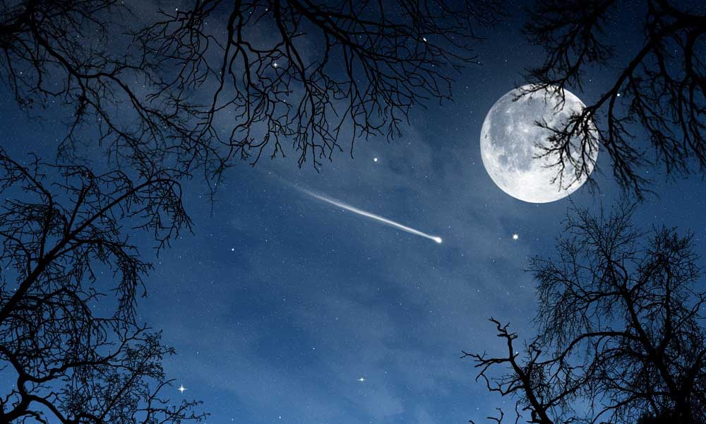 Yıldızlar da Kayar!
