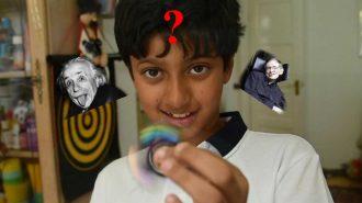 11 Yaşındaki Hint Asıllı Çocuk IQ Testinde Einstein ve Hawking'e Fark Attı
