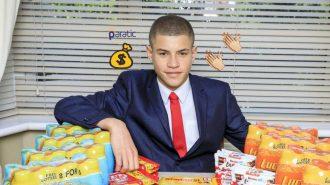 15 Yaşındaki Girişimci Okul Tuvaletlerinde Sattığı Atıştırmalıklarla Zengin Oldu
