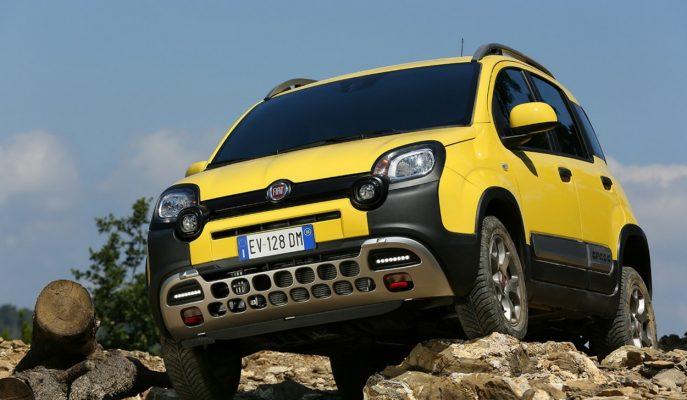 2017 Yeni Fiat Panda Cross AWD İncelemesi, Teknik Özellikleri ve Fiyatı