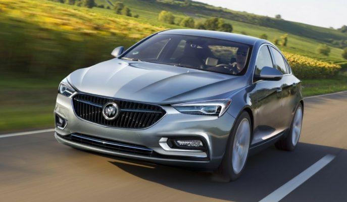 2018 Yeni Buick Regal GS: Efsane Sedan Agresif Güçlerle Tekrar Yollarda!