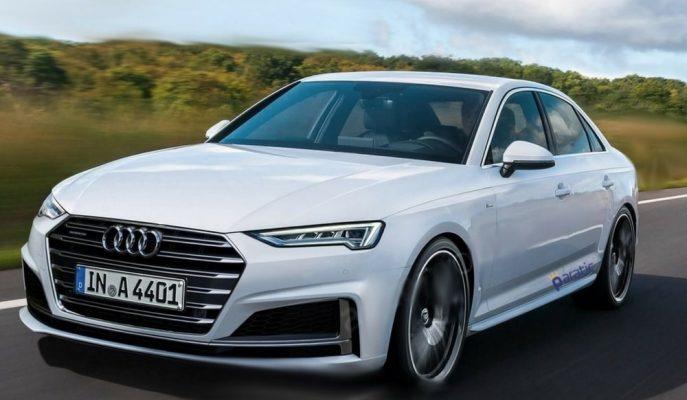 2019 Audi A4 ile Mercedes C ve BMW 3 Serilerine Cevap Geldi!