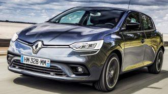 2019 Renault Clio Küçük Boyutlu Megane mi Oluyor?