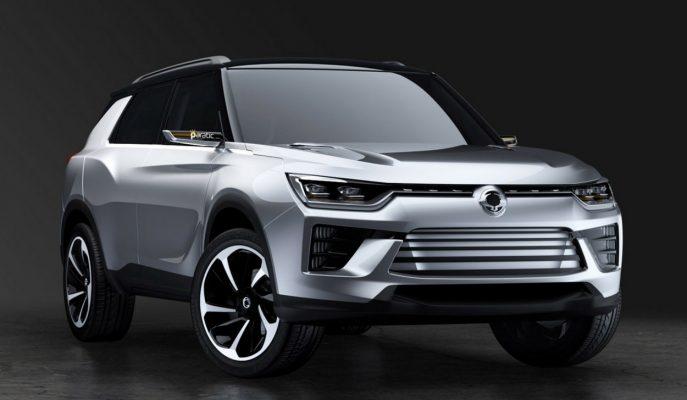 2019 SsangYong Korando 4×4 SUV'un İlk Görselleri Geldi!