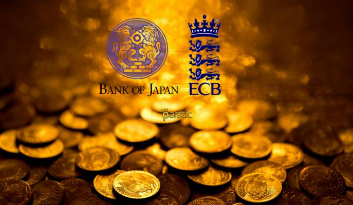 Altın Fiyatları Merkez Bankaları Öncesinde Yükselişe Ara Verdi