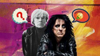 Andy Warhol'un Kayıp Tablosu Ünlü Rock Yıldızının Evinde Ne Arıyor?