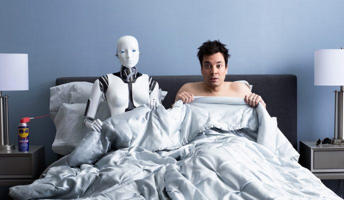 Bilim İnsanlarına Göre 10 Yıl İçerisinde Seks Robotları Devrim Yaratacaklar!