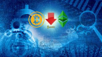Bitcoin ve Ethereum % 40'tan Fazla Değer Kaybetti! Balon Tartışmaları Alevlendi