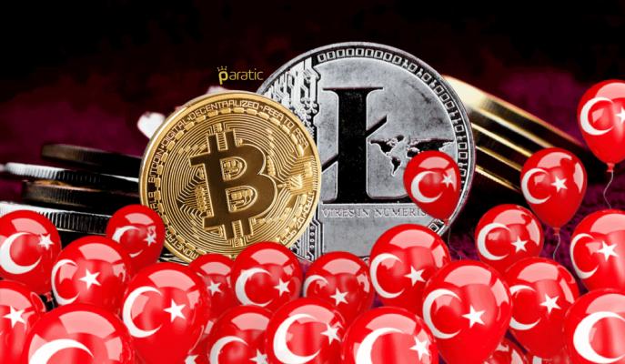 Bitcoin ve Litcoine Türkiye'nin İlgisi Gün Geçtikçe Artıyor