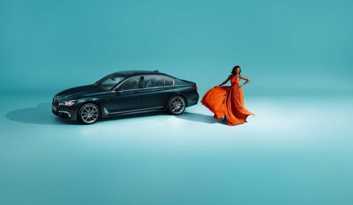 """BMW 7 Serisine 40. Yıl Özel Hediyesi: """"Edition Jahre 40"""""""