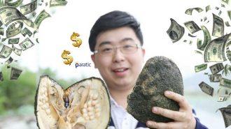 Çinli Girişimci Canlı Yayında İstiridyeden İnci Çıkartarak Milyoner Oldu!