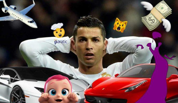 Cristiano Ronaldo Milyon Dolarlarını Nasıl Harcıyor?