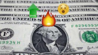 Dolar Amerika Öncesi 3,60'a Tırmandı!