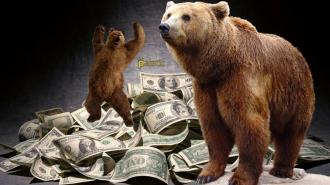 Dolar Ayıların Hakimiyetine Girmiş Olabilir