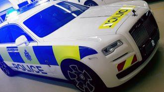Dubai Polis Teşkilatına Rolls Royce Ghost Takviyesi!