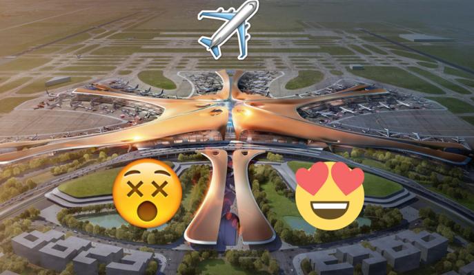 700.000 Metrekarelik Dünyanın En Büyük Havaalanı ile Tanışmaya Hazır Olun!