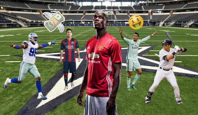 Dünyanın En Değerli Spor Kulüpleri Listesi Açıklandı!