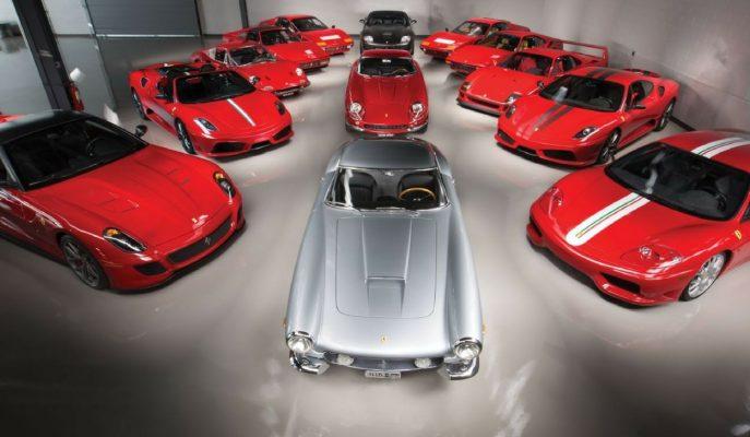 Dünyanın En Pahalı Ferrari Performans Koleksiyonu Satışa Çıkıyor!