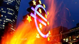 Euro AMB Öncesinde Azalan Uzun Pozisyonlarla Geriledi