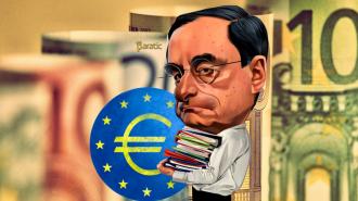 Euro Mario Draghi'nin Para Politikası Açıklamalarıyla Yükseliyor
