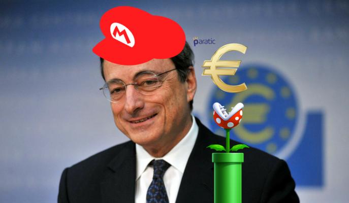 Euro'daki Yükseliş Süper Mario'ya Bağlı!