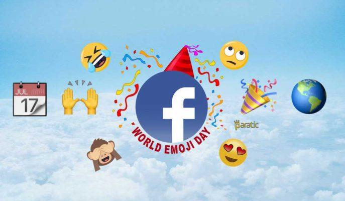 Facebook'tan 17 Temmuz Dünya Emoji Günü'ne Özel İstatistikler