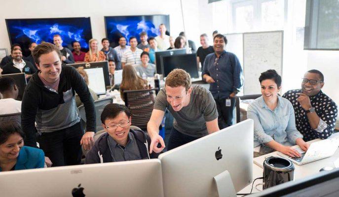 Facebook Çalışanları Geçim Sıkıntısı Çekiyor!