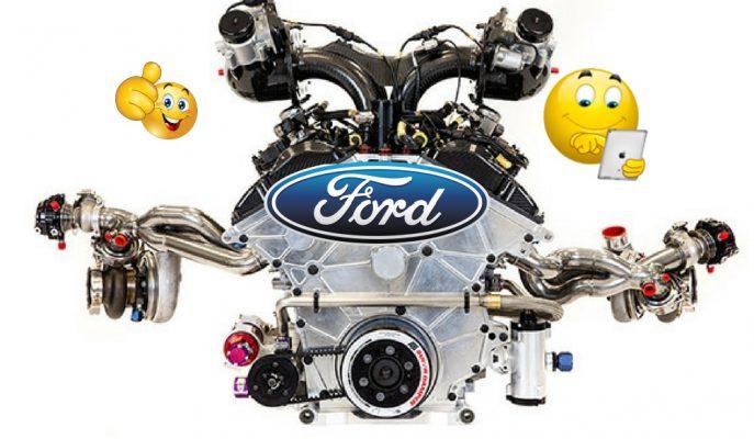 Ford'dan Devrim Gibi Bir Motor Teknolojisi: Turbolara Su Enjeksiyon Sistemi!