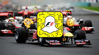 Formula 1, Britanya Yarışları için Snapchat ile Anlaşma İmzaladı!