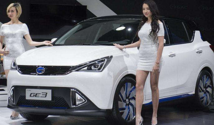GAC Motors Fiyatı ile Öne Çıkan GE3 Elektrikli SUV Modelini Tanıttı!