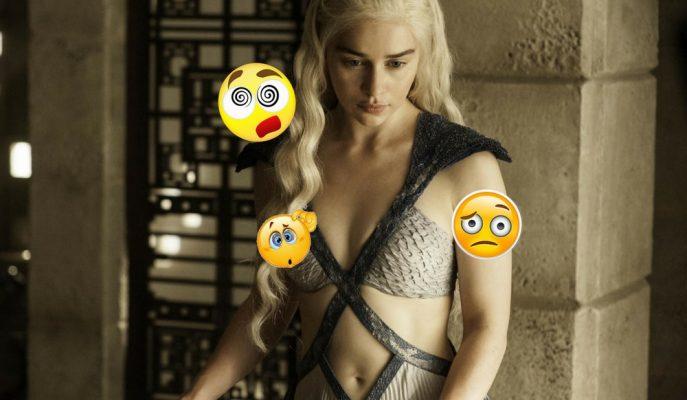 Game of Thrones Porno Sektörüne Kışı Getirdi!