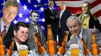 George Washington'dan Donald Trump'a ABD Başkanları ve Favori İçkileri